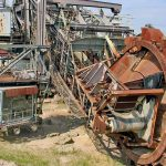 STOP Cospuden - Teamarbeit am Tagebau